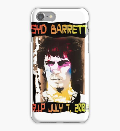 Syd Barrett iPhone Case/Skin