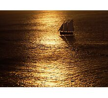 Sunset Cruiser 2 Photographic Print