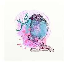 good morning bird by gerdamore