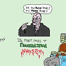 Frankenstein's monsters by mattycarpets