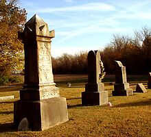 Harris Cemetery by Tracy Engle