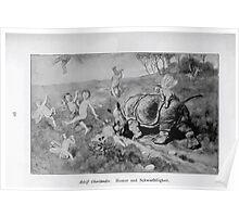 Adolf Oberländer or Oberlander Glaspalast München 1897 054 Poster