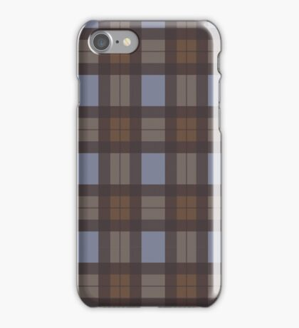 Outlander Inspired Tartan Plaid iPhone Case/Skin