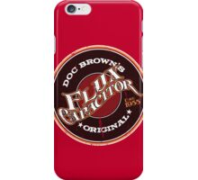 Doc Brown's Flux Capacitor iPhone Case/Skin