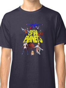 Battle of the Planets Classic T-Shirt