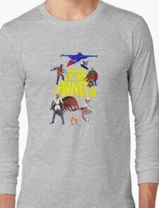 Battle of the Planets Long Sleeve T-Shirt