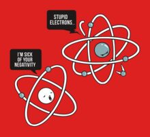 Negative Atom One Piece - Long Sleeve