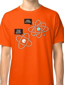 Negative Atom Classic T-Shirt