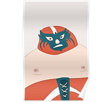 el luchador Poster
