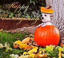 Happy Thanksgiving 2011 (text version) by BluAlien