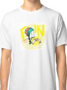 fun-love-sun Classic T-Shirt