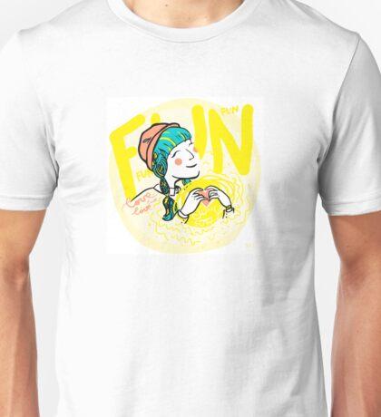fun-love-sun Unisex T-Shirt