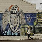 Angel of Wellington St. by wolfmarx