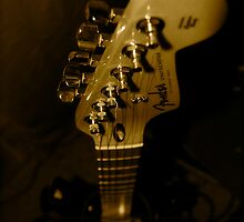 Fender Neck by Randall Robinson