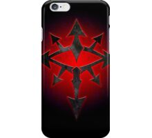 The Eye of Chaos - Warp Edition iPhone Case/Skin