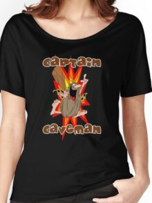Captain Caveman Women's Relaxed Fit T-Shirt