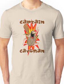 Captain Caveman Unisex T-Shirt