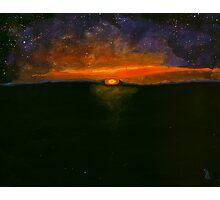 Cosmic Love #1 Photographic Print