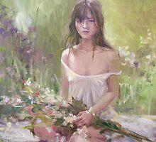 19 nineteen ..commemorative portrait by vasenoir
