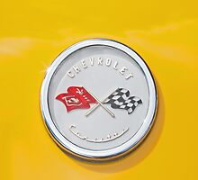 iphone case - corvette by Candy Gemmill