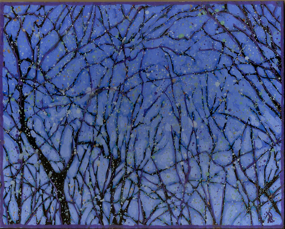 Winter Winds by Richard Bradish Jr