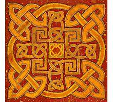 Celtic Knot Photographic Print
