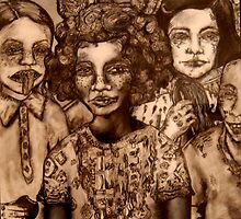 Between a Mulatto and a Quadroon by Beth Consetta Rubel