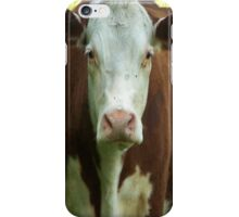 iPhone Case - Moooooo! iPhone Case/Skin