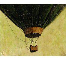 An Empty Balloon  Photographic Print