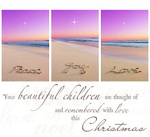 Christmas - Remembering Your Children by CarlyMarie