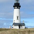 Yaquina Head Lighthouse by HapaCanuck