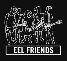 Eel Friends 2 by thebeardguy