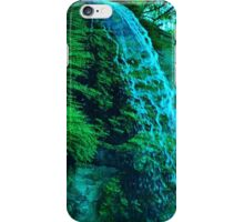 iPhone Case - Blue/Green Waterfall iPhone Case/Skin