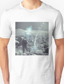 The Golfer on the Moon T-Shirt