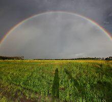 Rainbow People by Anthony Cornelius