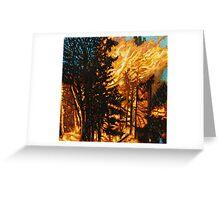 Rebith #3 Greeting Card