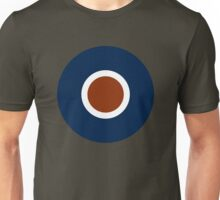 Royal Air Force - Historical Roundel Type C 1942 - 1947 Unisex T-Shirt