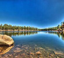 Woods Canyon Lake  by Saija  Lehtonen