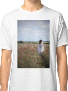 Poppy field Classic T-Shirt