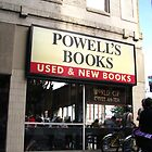 Powell's Books, Burnside by HapaCanuck