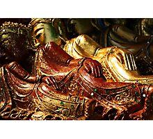 Buddha Sale, Bangkok, Thailand Photographic Print
