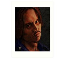 JOHNNY DEPP ! Art Print