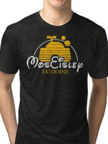 Mos Eisley - Tatooine Tri-blend T-Shirt
