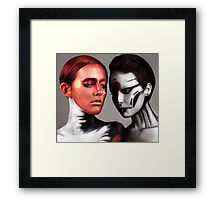 Androids Framed Print
