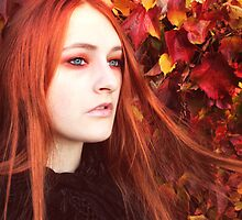 Autumn by PorcelainPoet