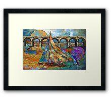 Sea Dream Framed Print