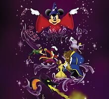 Fantasmic by joshda88