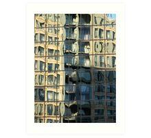 Inner City Living Art Print