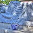 Sleeping Buddha HDR by Dreebs