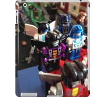 Lego Transformers iPad Case/Skin
